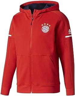 adidas Men's Soccer FC Bayern Munich Anthem Squad Hoodie