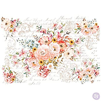 Prima Marketing Inc Redesign Transfer - Rose Celebration Mixed
