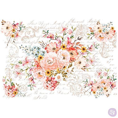 Prima Marketing Inc Redesign Transfer - Rose Celebration, Mixed