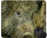 Baby-Schwein-Mausunterlage-Matte, Schwein-Mausunterlage-Matte