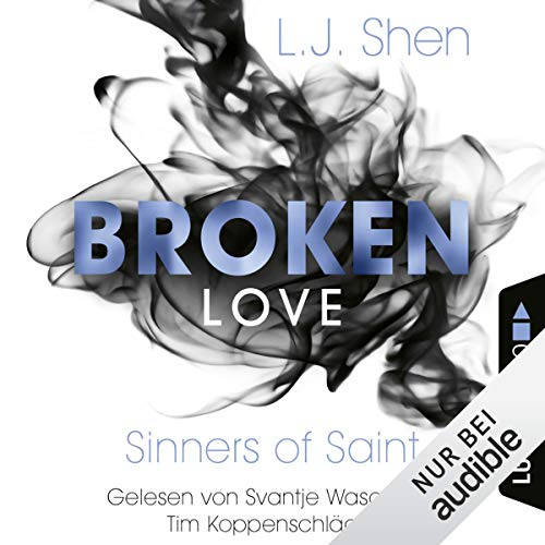 Broken Love cover art