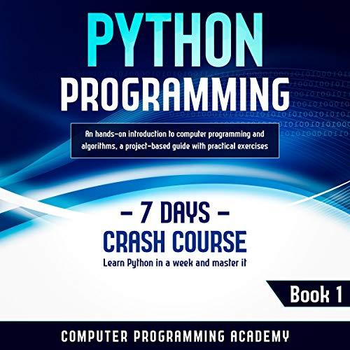 Python Programming cover art