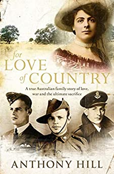 For Love of Country by [Anthony Hill]