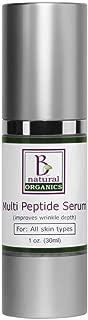 Be Natural Organics Multi Peptide Serum 1 Oz (30 ml)