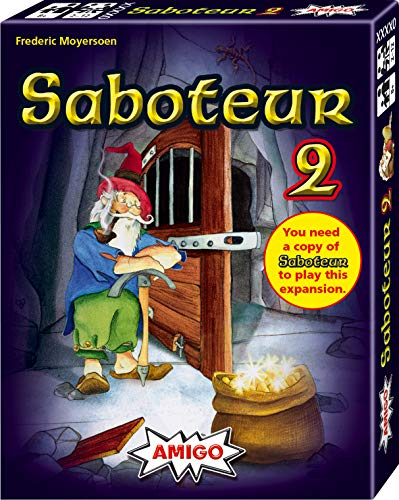 Mayfair Games MFG05713 Brettspiel Saboteur 2