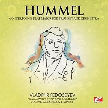 Hummel: Trumpet Concerto in E-Flat Major (Digitally Remastered)