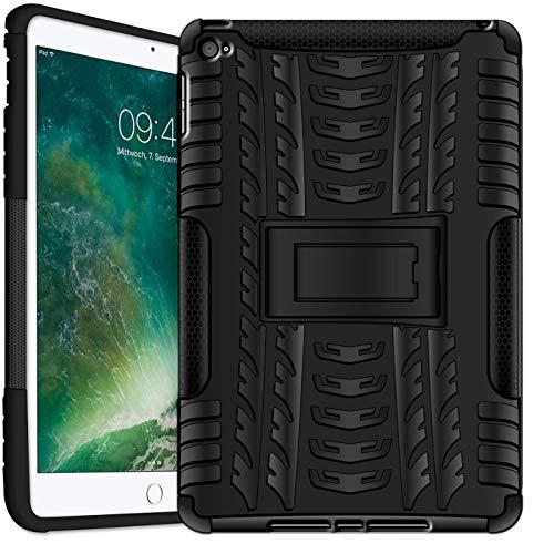 Verco Funda iPad Mini 4 7.9 Pulgadas, Carcasa a Prueba de Golpes, Resistente a los Impactos Funda [A1538/A1550], Negro