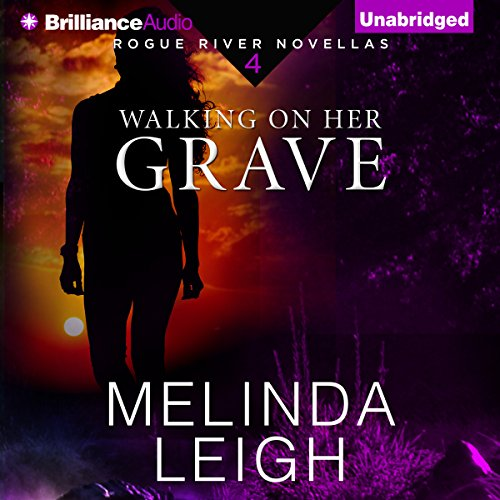 Walking on Her Grave audiobook cover art