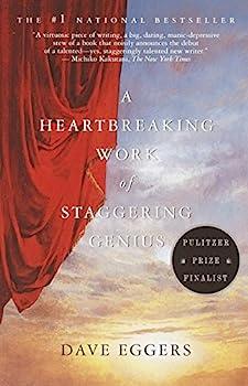 Paperback A Heartbreaking Work of Staggering Genius Book