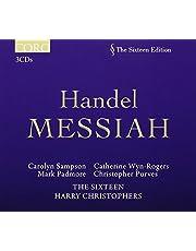 Handel: Messiah (The Sixteen Edition)