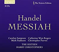 Handel: Messiah (The Sixteen Edition)