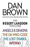 Dan Brown's Robert Langdon Series: Ebook Bundle (English Edition)