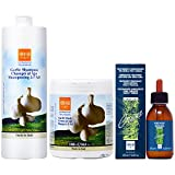 Ever Ego (former Alter Ego) Garlic Shampoo & Garlic Mask Treatment Plus A 1000ml & Cren Energizing Lotion 125ml