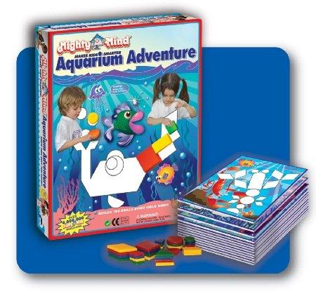 MightyMind Aquarium Adventure