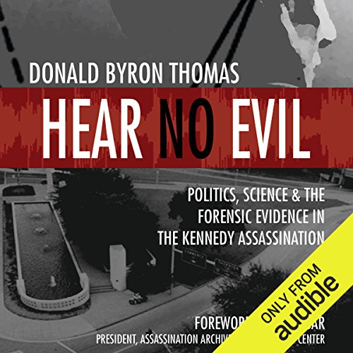 Hear No Evil audiobook cover art