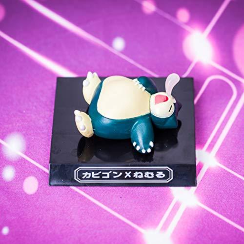 Jingtaohailang Spielzeug Statue Pokemon Spielzeug Modell Elf Poco Traum Cartoon Charakter Sammlung Souvenir GK Karte Tier 8 cm