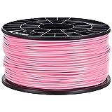 NuNus 3D Printer Impresora PLA Filamento 3,00mm 1KG (rosa)
