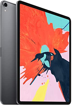 Apple iPad Pro (12.9-inch, Wi-Fi, 256GB) - Space Gray (Latest Model)