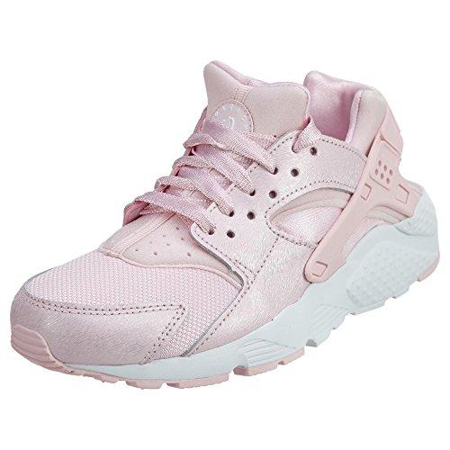 Nike Damen Zapatillas Huarache Run SE (GS) Prism PINK White Fitnessschuhe, Rosa (Rosa 904538 600), 37,5 EU