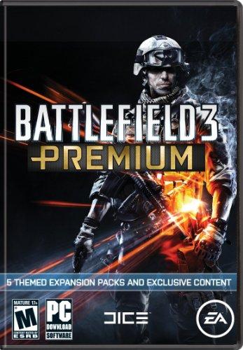 Battlefield 3: Premium Service [Online Game Code]
