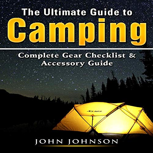 The Ultimate Guide to Camping cover art