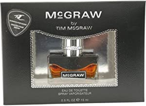 McGraw Eau-De-Toilette Spray by McGraw, 0.5 Fluid Ounce