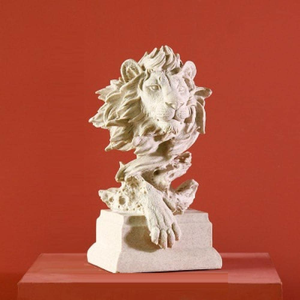 BBLICFXXCC Home Decor Horse StatueHorse Head Figurines Sculpture Direct stock Genuine discount