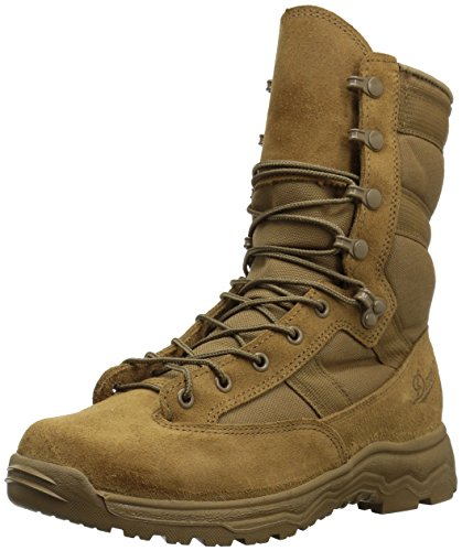 Danner Men's Reckoning 8' Hot Military & Tactical Boot, Coyote, 10 2E US