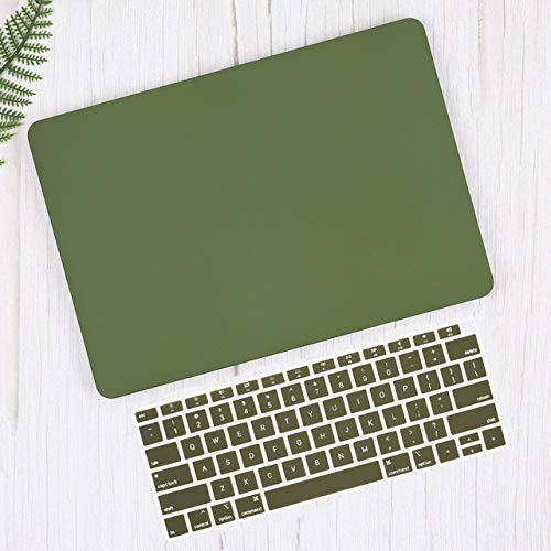 Matte & Crystal Hard Shell Case & Keyboard Cover For 2020 For Macbook Pro 13 16 Touchbar A2289 A2338 Air 13 Inch A2337 A2179