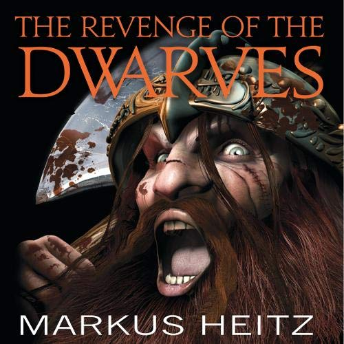The Revenge of the Dwarves cover art