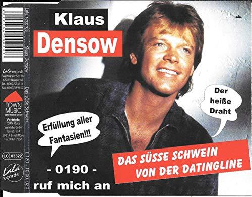 Das süsse Schwein von der Datingline (3 versions, incl. Karaoke)