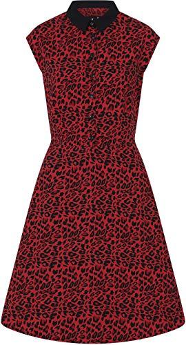 Hell Bunny Leo Plus Size Dress Size 24