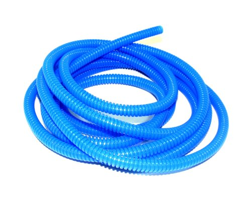 Taylor Cable 38262 Blue Convoluted Tubing