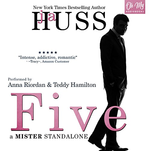 Five cover art