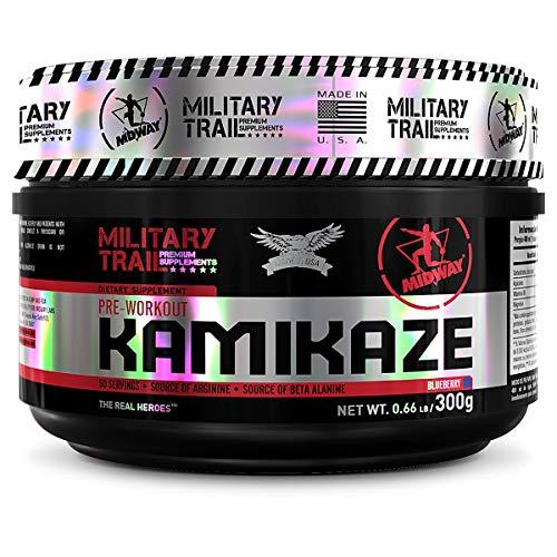 Kamikaze Pré-Workout 300 g - Midway