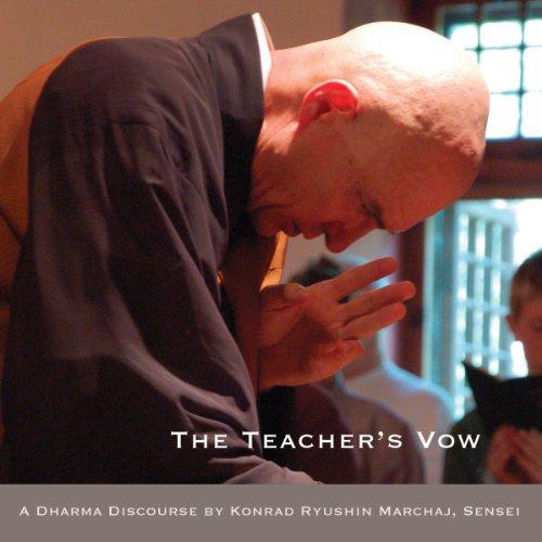 The Teacher's Vow audiobook cover art