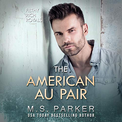 The American Au Pair audiobook cover art