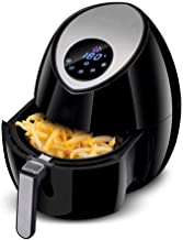 Air Fryer,1300W Fast Large Hot Air Fryers & Oilless Cooker W/Presets, LED Touchscreen(for Wet Finger)/Roast/Bake/Keep Warm...