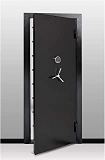 SnapSafe Vault Room Door |Vault Door For Firearms Storm Shelters Panic Rooms and Personal Protection
