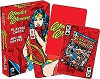DCコミック ワンダーウーマン トランプ カードゲーム 輸入品 9×6cm