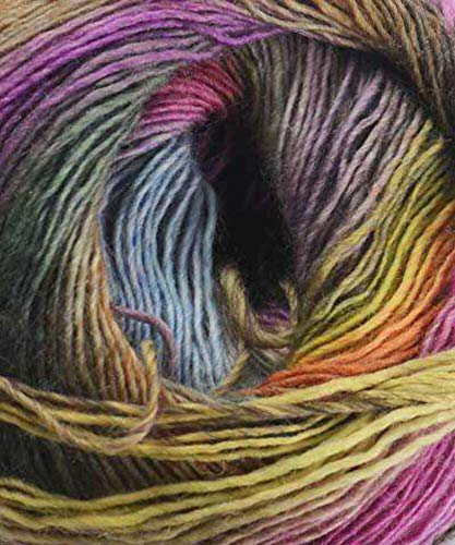 Lang Yarns merino 70-60-ll 70m//50g-grosor de aguja 6-7
