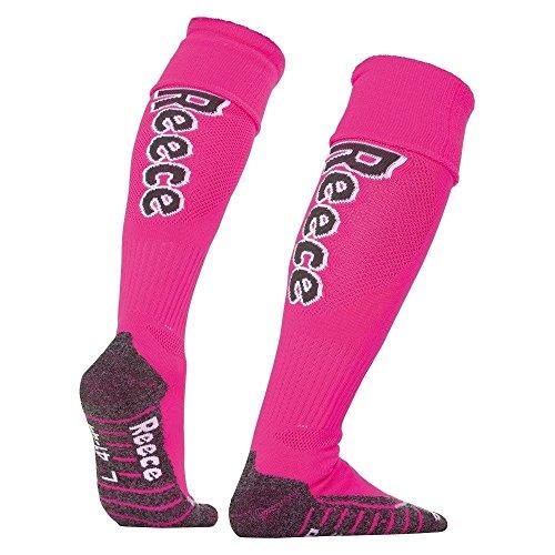 Reece Hockey Promo Stutzenstrumpf - Pink, Größe Reece:25/29