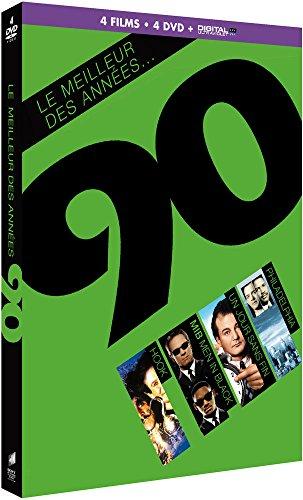 Le Meilleur des années 90 - Coffret : Hook + Men in Black + Un jour sans fin + Philadelphia [Francia] [DVD]