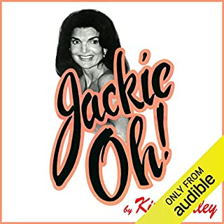 Jackie Oh! audiobook cover art