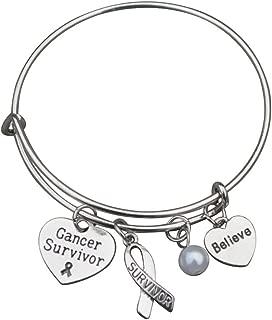 Infinity Collection Cancer Survivor Bracelet, Cancer Awareness, Makes The Perfect Cancer Survivor Gift