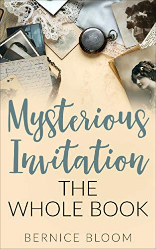 Mysterious Invitation: The Whole Book (MARY BROWN MYSTERIES 1) (English Edition)