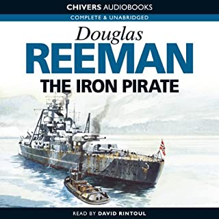 The Iron Pirate cover art