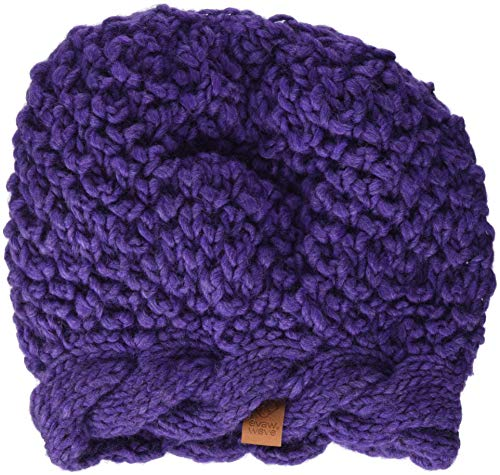 EVAW/wave Girls Favourite Beanie Sinopa purple one size