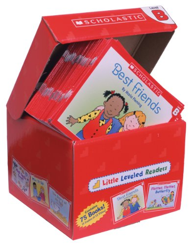 Compare Textbook Prices for Little Leveled Readers: Level B Box Set: Just the Right Level to Help Young Readers Soar Illustrated Edition ISBN 9780545067683 by Scholastic,Teaching Resources, Scholastic,Scholastic