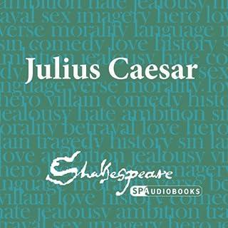 SPAudiobooks Julius Caesar (Unabridged, Dramatised) cover art
